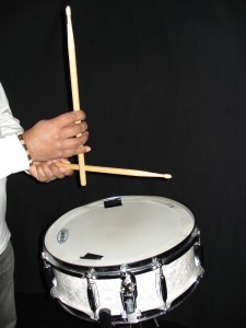 Snare_sticks up