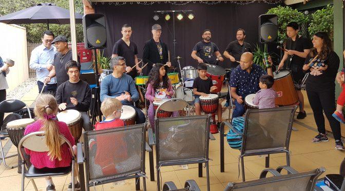 Community Drum jam