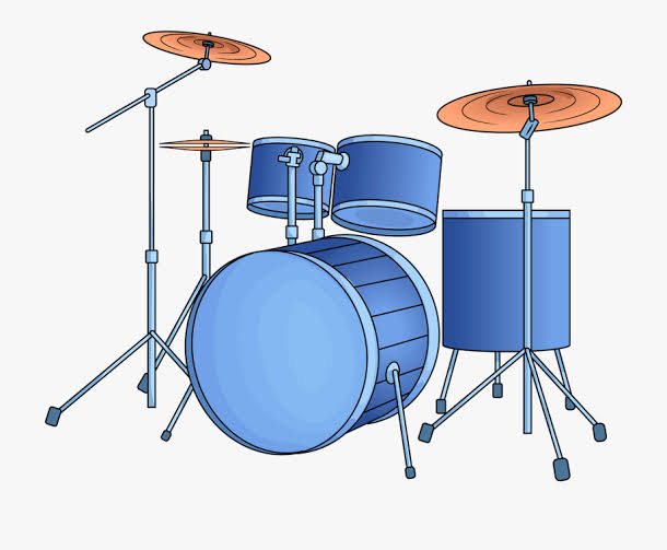 Description: Macintosh HD:Users:rodneypilois:Desktop:TUITION FOR KIDS IMAGES:Blue drums images:Blue kit_ clip art.jpeg