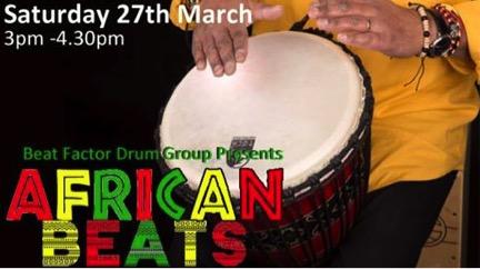 AFRICAN BEATS Performances